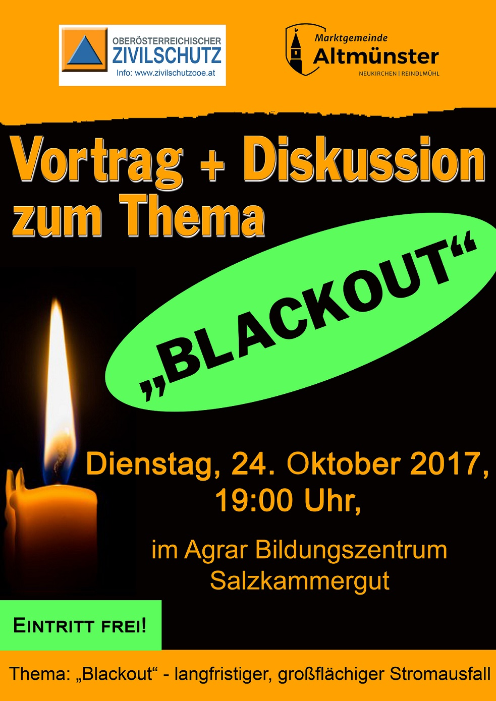 Thema Blackout